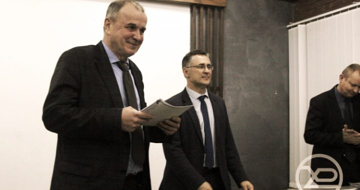 Rector of NURE presented the diplomas to the masters of the Systems Engineering Department